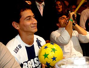 Ganso jogo Brasil