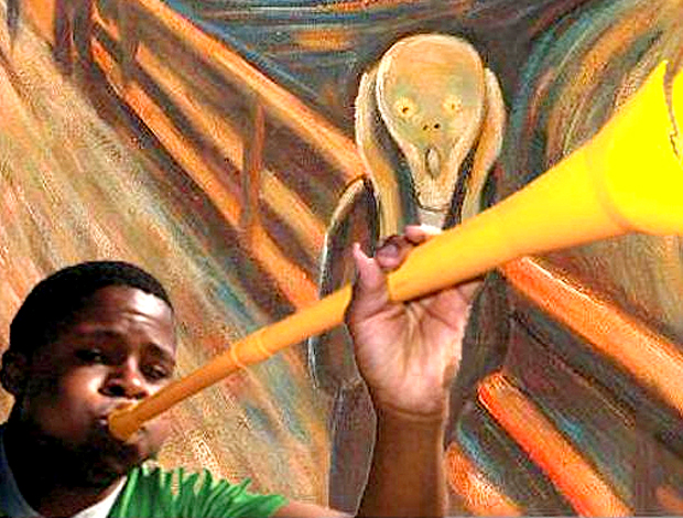 vuvuzela humor