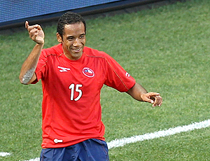 Jean Beausejour gol Chile