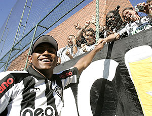 Jobson apresentação Botafogo