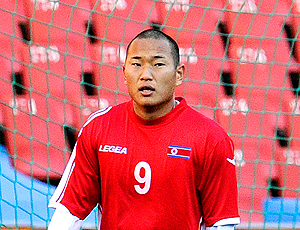 Jong tae se, jogador Coréia do Norte