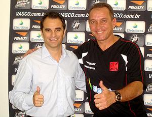 Paulo Cesar Gusmao apresentação vasco