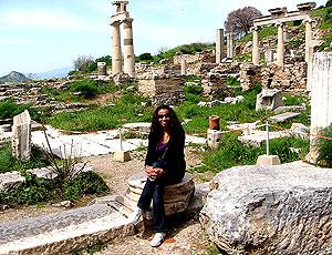 Valeskinha  ruínas Turquia