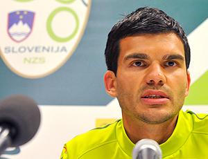 Aleksander Radosavljevic jogador Eslovênia