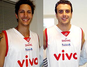 basquete Dedé Fernando Pennaa