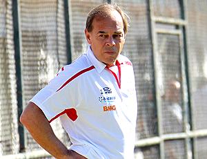 Cantareli treinador goleiro Flamengo (Foto: Vipcomm)
