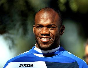 David suazo jogador de Honduras