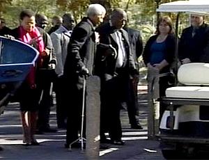 FRAME - Nelson Mandela funeral neta