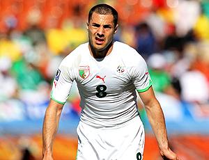 Mehdi Lacen jogador Argélia