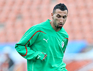 Nadir Belhadj Argélia