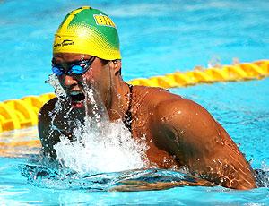 Henrique Barbosa natação arquivo