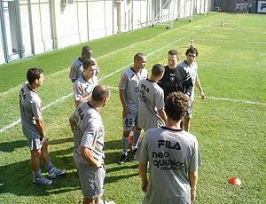 Treino Botafogo