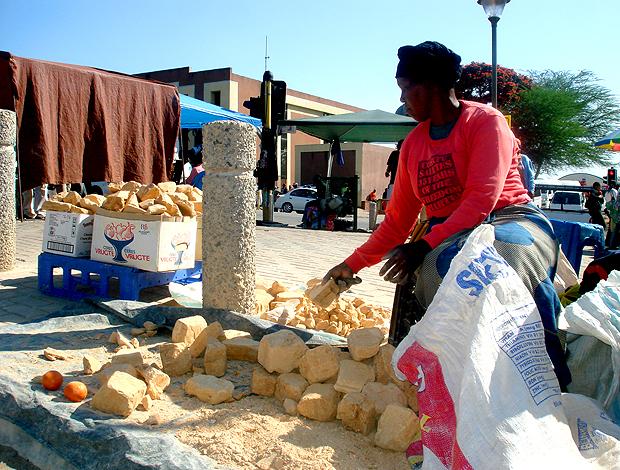 Venda de pedra aperitivo na África do Sul