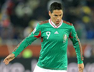 Guilhermo Franco jogo México