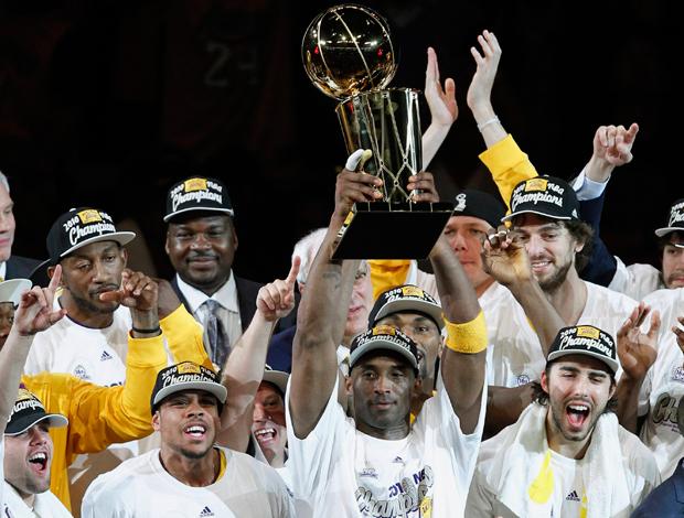 Lakers campeao nba
