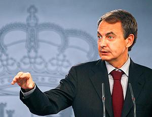 José Luis Zapatero presidente da Espanha