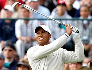 Tiger Woods no US Open de golfe