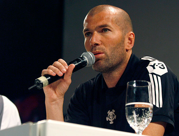 Zidane coletiva Copa do Mundo