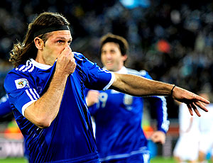 Demichelis Argentina gol