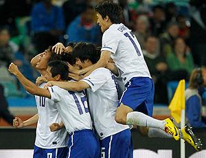 Park Chu-young gol coreia x nigeria