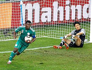 Yakubu, gol nigéria x coreia do sul