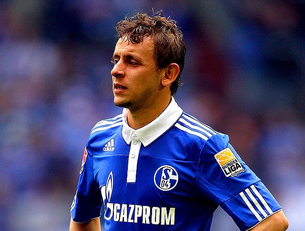 Rafinha, jogador do Schalke 04