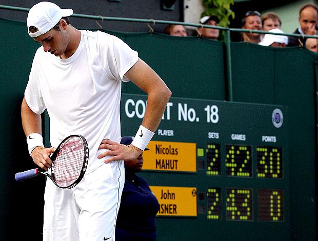 John Isner Wimbledon tênis