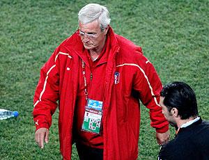 Marcello Lippi derrota Itália  (Foto: Reuters)