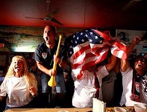 festa vitória EUA miami