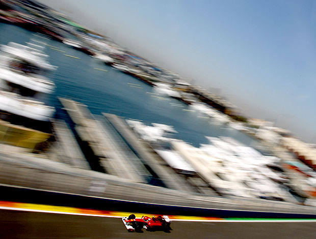 Alonso treino F1 em Valência