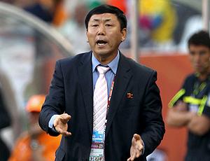 Kim Jong Hun técnico da Coréia do Norte