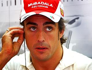 Fernando Alonso gp Europa Valência