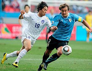 Lugano jogo Uruguai contra Coreia do Sul