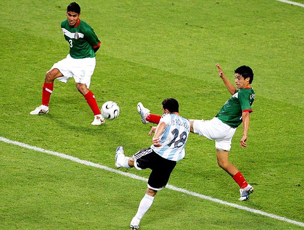 Maxi Rodriguez gol Argentina 2006 Copa