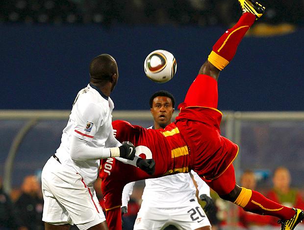 Mensah de Gana contra Estados Unidos