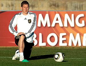 schweinsteiger treino Alemanha