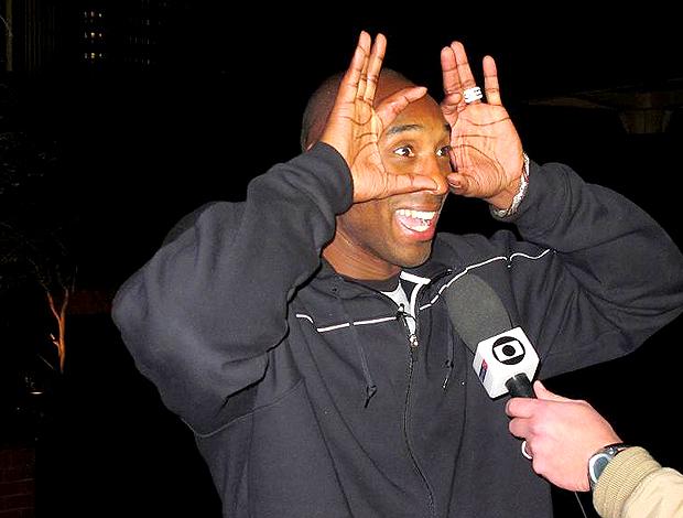Kobe Bryant entrevista
