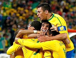 gol Brasil Chile
