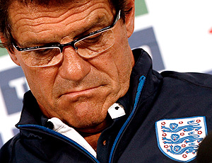 Fabio Capello Inglaterra