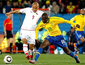 Ramires Brasil x Chile