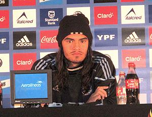 Romero goleiro da Argentina Coletiva dia 28 de junho