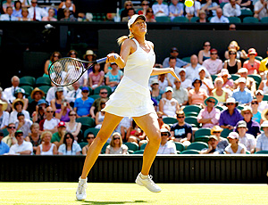 Maria Sharapova Wimbledon tênis oitavas