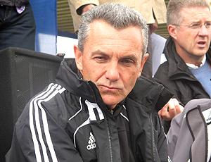 Chefe de arbitragem da Fifa, José María García-Aranda
