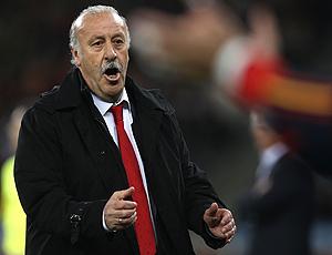 Del Bosque técnico Espanha