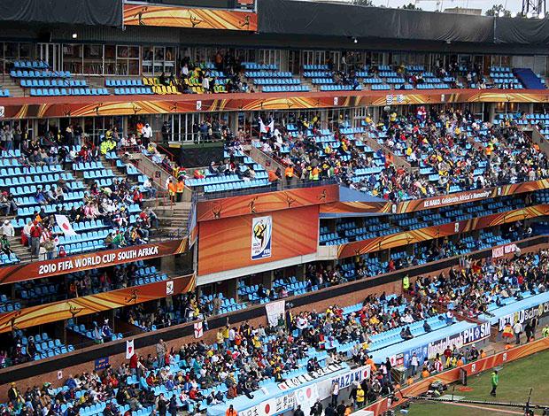 estádio Pretória jogo vazio
