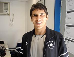 Lúcio Flávio, treino Botafogo
