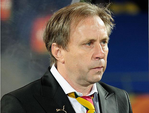 Milovan Rajevac técnico Gana