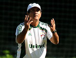 Muricy Ramalho treino Fluminense