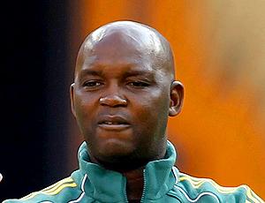Pitso Mosimane assistente técnico parreira áfrica do sul bafana bafana