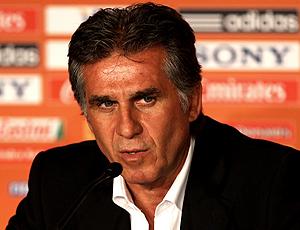 Carlos Queiroz treinador Portugal coletiva